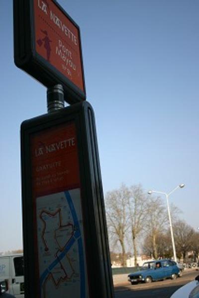 Navette_stop