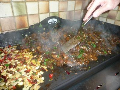 Kinoko_cooking
